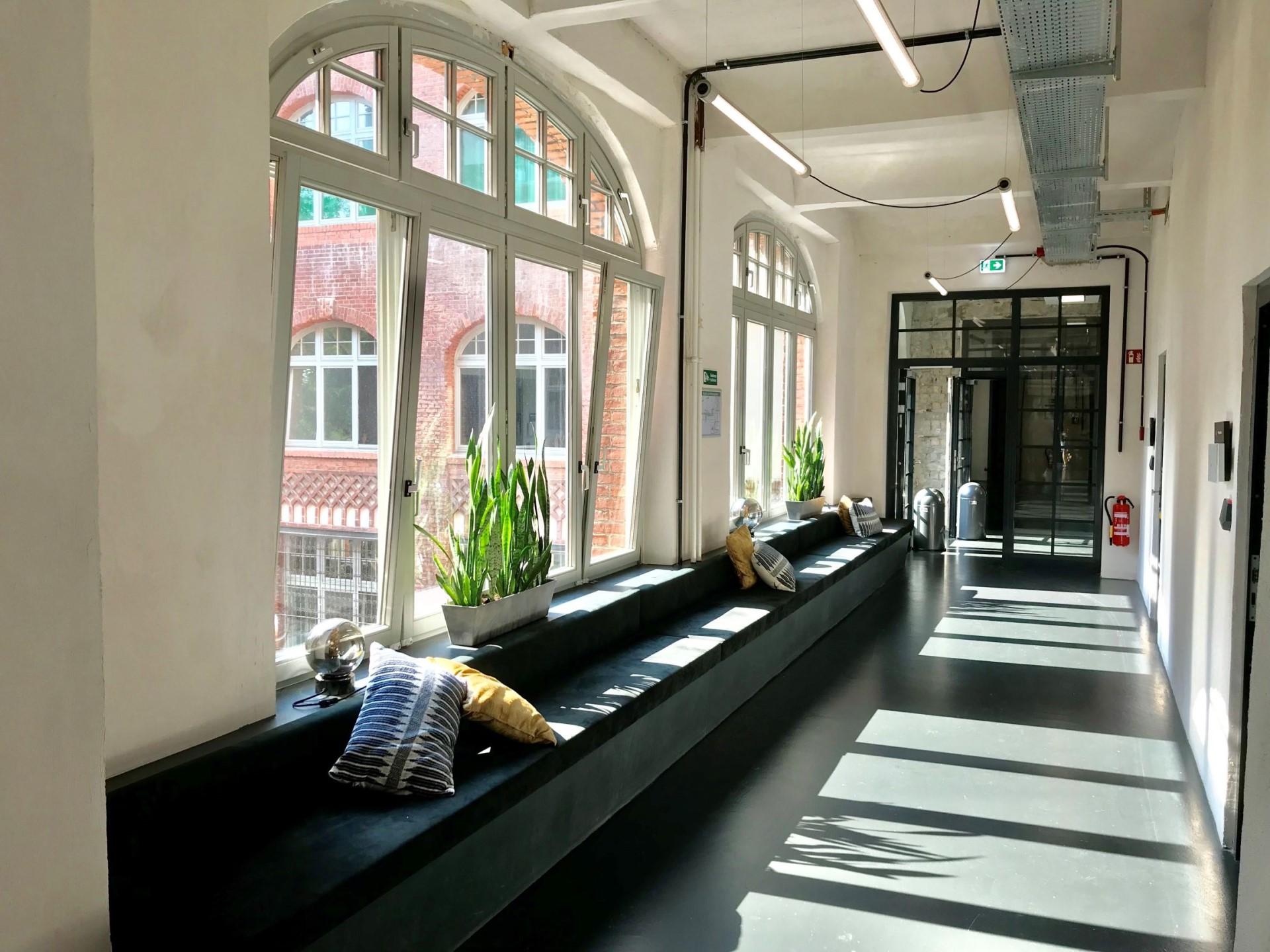 Factory Berlin- Sitz unseres Freshfields Labs.