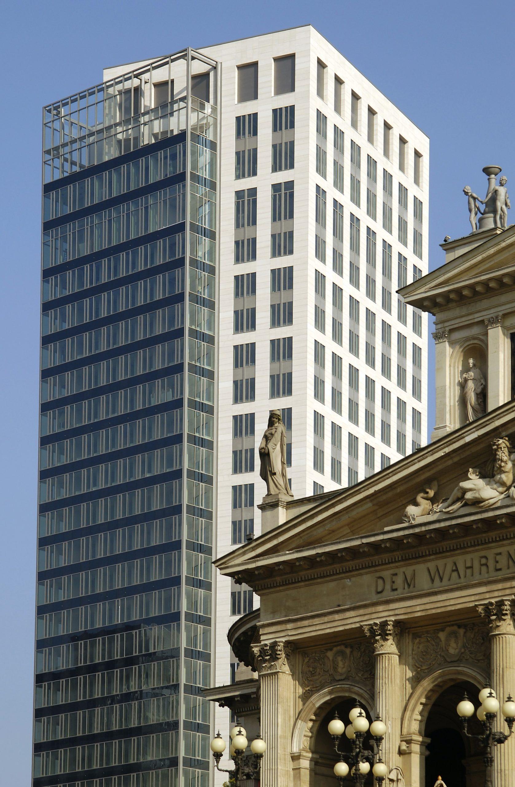 Unser Büro in Frankfurt- im Herzen der Mainmetropole