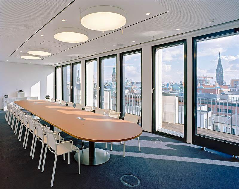 Optimale Vorraussetzungen für erfolgreiche Meetings.
